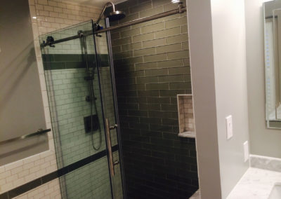 Urban Shower Look